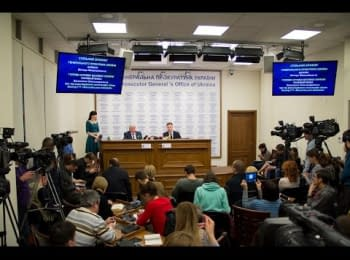 """Viktor Shokin announced the priority version in investigation of the Malaysia """"Boeing"""" air crash"""