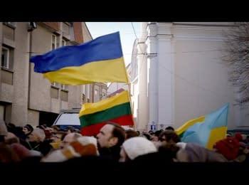 """""""Брати по крові"""": Чому литовці відчувають біль України (Вісник НАТО)"""