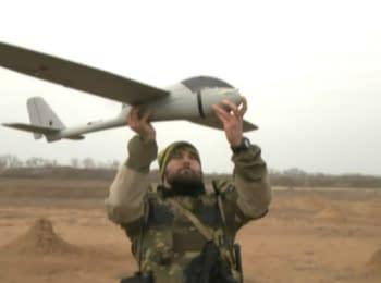 Війна дронів на Донбасі