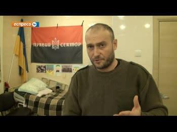 Эксклюзивное интервью Дмитрия Яроша