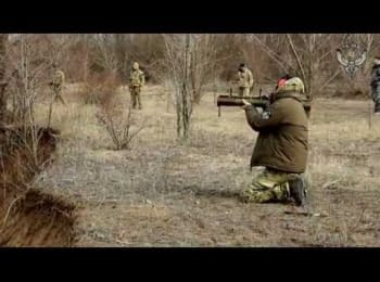 """Right Sector"". Krasnoarmiis'k"