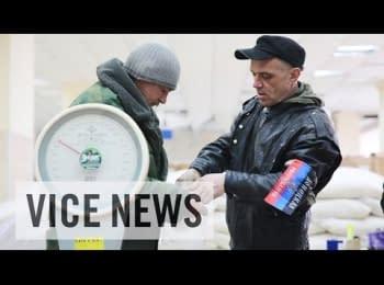 Продовольственный кризис в Восточной Украине: Русская рулетка (Выпуск 103)