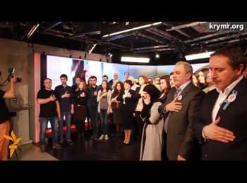 Як у Криму відключили телеканал АТR
