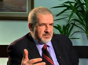 Interview with Chairman of Mejlis of Crimean Tatar people Refat Chubarov, 01.04.2015