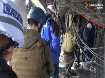 Миссия ОБСЕ обеспокоена хрупким перемирием на Донбассе