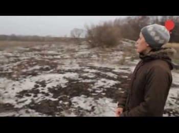 Жителі Луганщини згадують про обстріли з території РФ