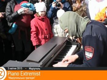 "Piano Extremist - ""Mariupol tragedy"""