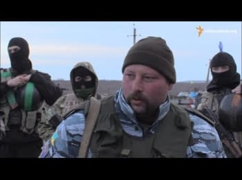"Fighters of ""Mariupol Yound"" joined to the ranks of the National Guard"