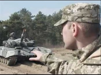 """Running-in by the tank"": training of mobilized soldiers continues in Lviv"