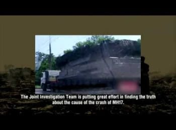 Joint Investigation Team MH17 calls for witnesses transport & launch BUK