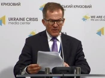 (English) Оперативная информация по безопасности в Украине и деятельности СММ ОБСЕ, 09.04.2015