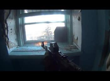 """Полк """"Азов"""". Городской бой в Широкино"""