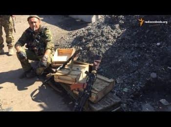 Shelling continues near Horlivka