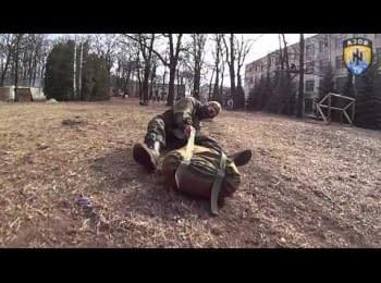 """""""Azov"""" regiment: Spartan"""