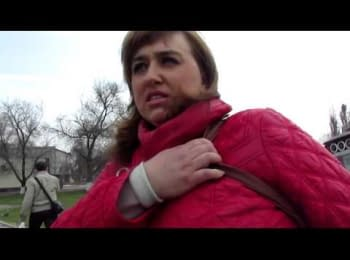 Residents of Severodonetsk about the banning of Soviet symbols in Ukraine