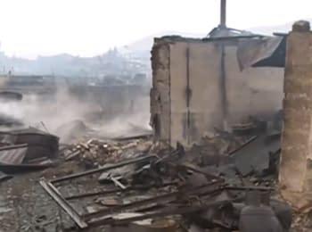 """Пожежі в Хакасії: """"Вогню було багато, рятувальників мало"""""""