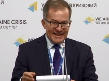 (English) Оперативная информация по безопасности в Украине и деятельности СММ ОБСЕ, 16.04.2015