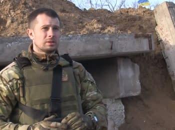 Андрій Білецький про роботу з населенням у прифронтовій зоні