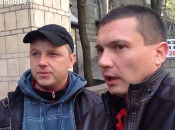 """Miner: """"Akhmetov, Kolomoisky, our President - I don't care, I do my work"""""""
