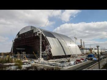"""Чорнобильський конфайнмент сягнув """"верхньої точки"""""""