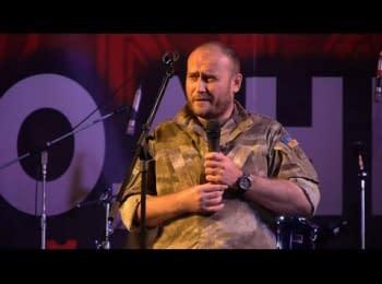 Речь Дмитрия Яроша в Чигирине, 25.04.15