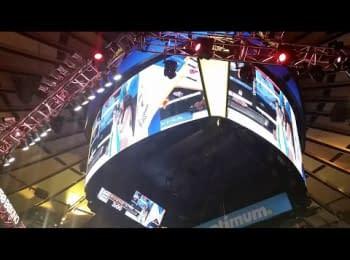 Руслана - Гимн Украины перед боем Владимира Кличко и Брайанта Дженнингса
