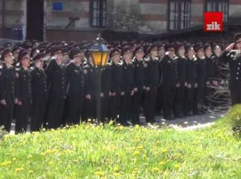 Во Львове состоялись памятные мероприятия к 29-й годовщине аварии на Чернобыльской АЭС