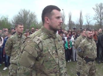 """""""Нинішня війна на Донбасі - це війна двох цивілізацій"""" - Андрій Білецький"""