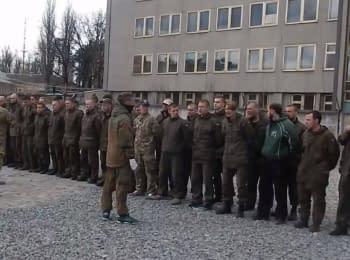 "Полк ""Азов"": Спартан 3"