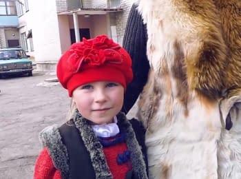 Амвросиевка. Первая помощь под российской границей
