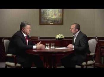 Комментарий Президента Украины относительно добровольческих батальонов