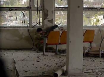 """""""Правий Сектор"""": бої в Широкиному, квітень 2015"""