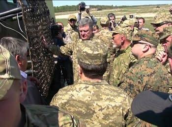 """Випробування українських протитанкових ракет на базі """"Десна"""""""