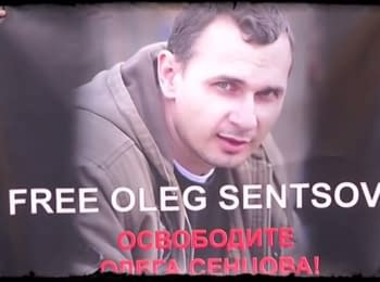 Oleg Sentsov. Year behind the bars in captivity