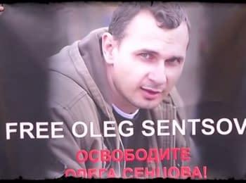 Oleg Sentsov. Year behind the bars in captivity