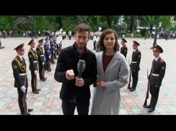 """""""Дорогі депутати"""": Урочисте засідання ВР до Дня Перемоги, перша жінка віце-спікер та процедура """"ad hoc"""""""