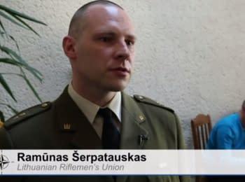 (English) Восстановление раненых солдат в Украине