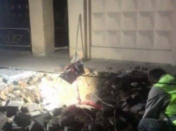 В Одессе снова прогремел взрыв, 14.05.2015