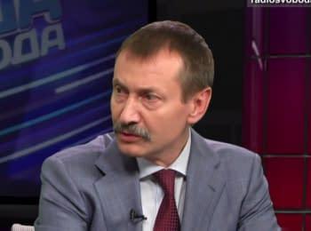 """""""Ваша Свобода"""": Чи порозуміється генпрокурор з депутатами щодо недоторканності?"""
