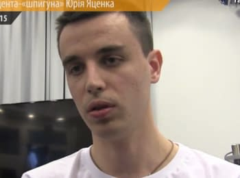 """I cut my veins to stop tortures"" - Yuriy Yatsenko about his imprisonment in Russia"