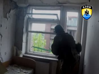 "Полк ""Азов"": Война за Широкино"