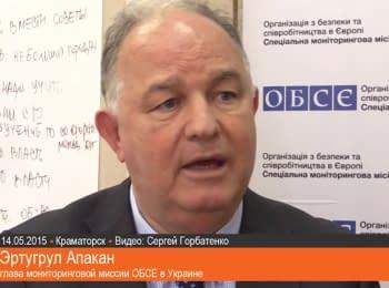 Представители ОБСЕ насчитали в Украине 1,2 млн переселенцев