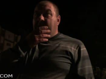 Активісти ДК затримали п'яного ДАІшника