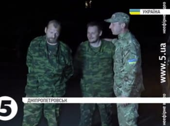 Two soldiers of the National Guard were released from militants captivity