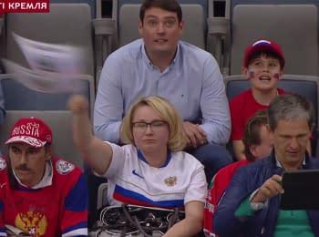 """""""Вєсті Кремля"""": Нелюдські похорони, хокейне """"стадо"""" та звернення до Путіна"""