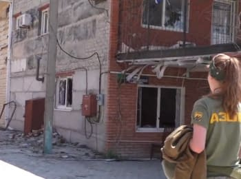 Project REALITY: Shyrokyne, is there anyone alive?