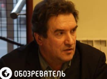 Правозащитник Сергей Кривенко о российской версии захвата ГРУ-шников