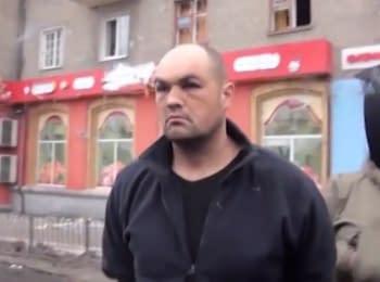 """Командир """"киборгов"""" Олег Кузьминых вернулся из плена"""