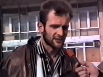"""""""Історична правда"""": Гонгадзе про бої в Абхазії, 1993 рік"""