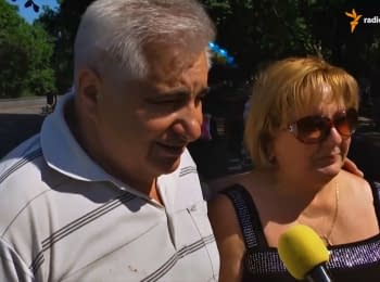What Odessa residents think about the newly appointed head of RSA - Saakashvili?
